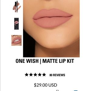 One wish Kylie Liquid Lip Stick